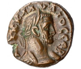 Monnaie, Egypte, Tétradrachme, Claude II le Gothique, Cuivre, 269, Alexandrie, P11598