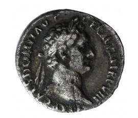 Monnaie, Empire Romain, Denier, Domitien, Argent, 88/89, Rome, P11613