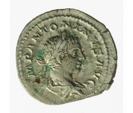 Monnaie, Empire Romain, Denier, Elagabal, Argent, 219, Rome, P11669
