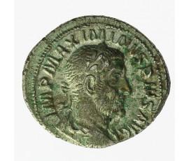 Monnaie, Empire Romain, Denier, Maximin Ier de Thrace, Argent, 235, Rome, P11671