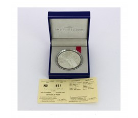 Monnaie, France , 1 € BE Art gothique, Monnaie de Paris, Argent, 1999, Pessac, P11751