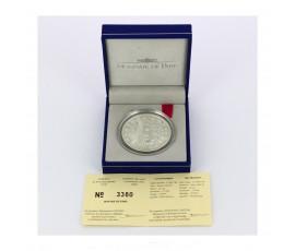 Monnaie, France , 6,55957 francs BE europe des 11, Monnaie de Paris, Argent, 1999, Pessac, P11756