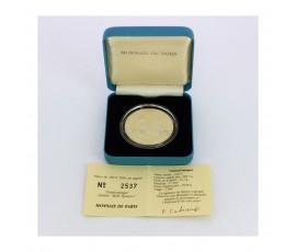 Monnaie, France , 100 francs BE Jeux Paralympiques Albertville, Monnaie de Paris, Argent, 1992, Pessac, P11778