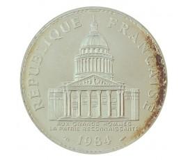 Monnaie, France , 100 francs Panthéon, Vème République, Argent, 1984, Paris (A), P10568