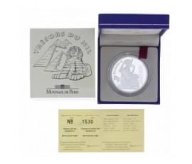 Monnaie, France , 10 francs BE Ramses II, Monnaie de Paris, Argent, 1998,, P11894
