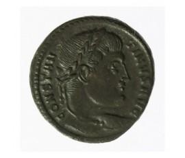 Monnaie, Empire Romain, Centenionalis ou nummus, Constantin I le grand, Cuivre, 323/324, Trèves, P11996