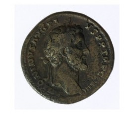 Monnaie, Empire Romain, Sesterce, Antonin le Pieux, Bronze, 144, Rome, P12003