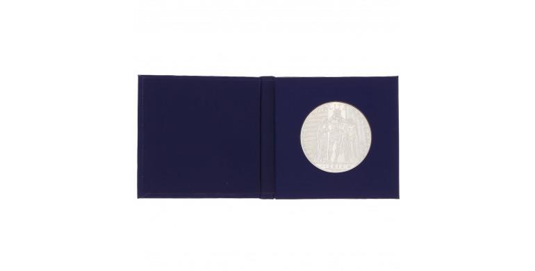 Monnaie, France , 100 € Hercule, Monnaie de Paris, Argent, 2011, Pessac, P12025