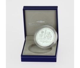 Monnaie, France , 1 € BE Art roman, Monnaie de Paris, Argent, 1999, Pessac, P10682