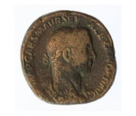 Monnaie, Empire Romain, Sesterce, Sévère Alexandre , Bronze, 226, Rome, P12378