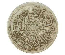 Monnaie, Maroc, 1 dirham, Abdul Aziz I, Argent, 1316, Paris, P10764