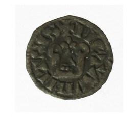 Monnaie, Poitou, Obole tournois, Alphonse de France, Billon, 1251/1267, Poitiers, P12771