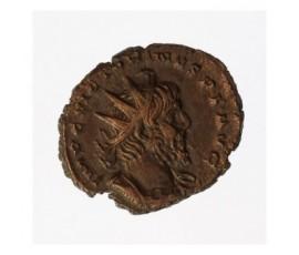 Monnaie, Empire Romain, Antoninien, Victorin, Cuivre, 270/271, Cologne, P12779