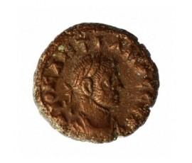 Monnaie, Colonies Romaines, Tétradrachme, Dioclétien, Cuivre, An 8, Alexandrie, P12782