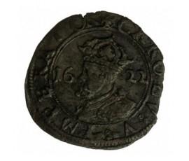 Monnaie, Franche-Comté, Carolus, Charles V dit Charles Quint, Argent, 1622, Besançon, P12879