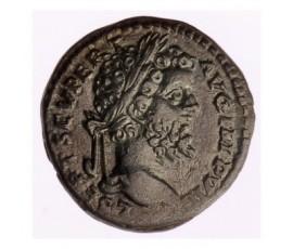 Monnaie, Empire Romain, Denier, Septime Sévère, Argent, 197, Rome, P12913