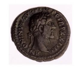 Monnaie, Empire Romain, Denier, Antonin le pieux, Argent, 160/161, Rome, P12914