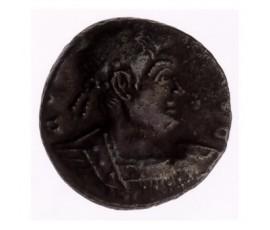 Monnaie, Empire Romain, Centenionialis, Constans Ier, Cuivre, 337/338, Lyon, P12920