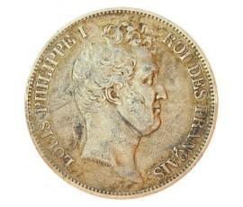 Monnaie, France , 5 francs, Louis-Philippe Ier, Argent, 1831, La Rochelle (H), P10810