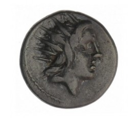 Monnaie, République Romaine, Denier, Lucrétia, Argent, 76 Ac, Rome, P12965