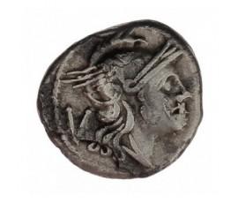 Monnaie, République Romaine, Quinaire, Anonyme, Argent, 208 Ac, Rome, P12968