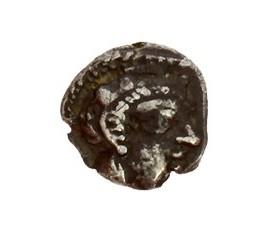 Monnaie, Grèce Antique, Hémiobole, Attique, Argent, 430/410 Ac, Athènes, P12990