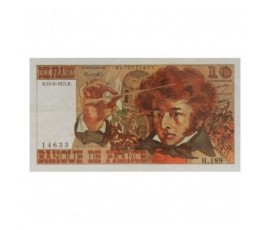 Billet, France , 10 Francs Berlioz, 15/05/1975, B10010
