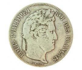 Monnaie, France , 5 francs, Louis-Philippe Ier, Argent, 1834, Bayonne (L), P10819