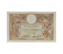 Billet, France , 100 Francs Luc Olivier Merson, 10/11/1932, B10046