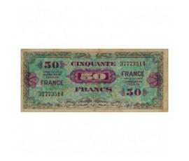 Billet, France , 50 Francs Verso France , 04/06/1945, B10131