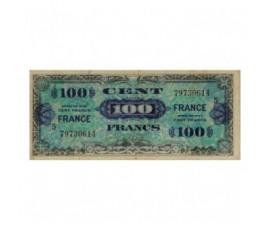 Billet, France , 100 Francs Verso France , 04/06/1945, B10133