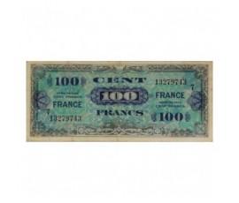 Billet, France , 100 Francs Verso France , 04/06/1945, B10136