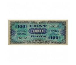 Billet, France , 100 Francs Verso France , 04/06/1945, B10196