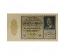 Billet, Allemagne, 10 000 Mark République de Weimar, 19/01/1922, B10226