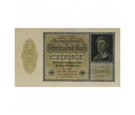 Billet, Allemagne, 10 000 Mark République de Weimar, 19/01/1922, B10229