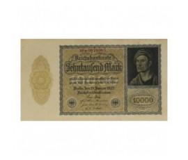 Billet, Allemagne, 10 000 Mark République de Weimar, 19/01/1922, B10231