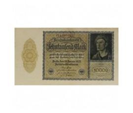 Billet, Allemagne, 10 000 Mark République de Weimar, 19/01/1922, B10232