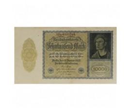 Billet, Allemagne, 10 000 Mark République de Weimar, 19/01/1922, B10233