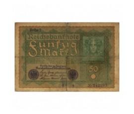 Billet, Allemagne, 50 Mark Reihe 1, 24/06/1919, B10241