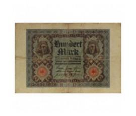 Billet, Allemagne, 100 Mark République de Weimar, 01/11/1920, B10242