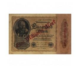 Billet, Allemagne, 1 000 000 000 Mark Surcharge sur 1000 Mark, 09/1923, B10243