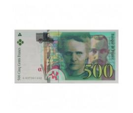 Billet, France , 500 Francs Pierre Et Marie Curie, 1994, B10245