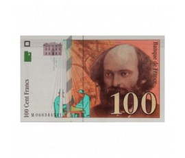 Billet, France , 100 Francs Cézanne, 1998, B10247