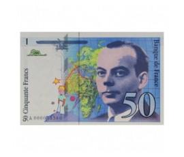 Billet, France , 50 Francs Saint Exupéry, 1992, B10248