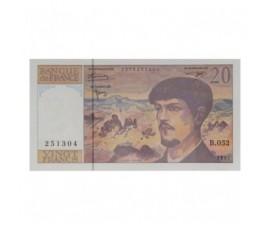 Billet, France , 20 Francs Debussy, 1997, B10250