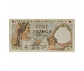 Billet, France , 100 Francs Sully, 28/09/1939, B10256