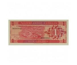 Billet, Antilles Néerlandaises, 1 Gulden , 1970, B10269