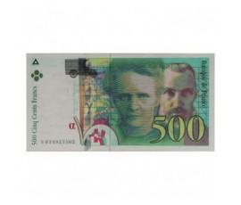 Billet, France , 500 Francs Pierre Et Marie Curie, 1995, B10341