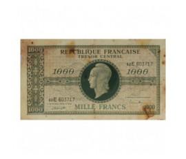 Billet, France , 1000 Francs Marianne, 1945, B10396