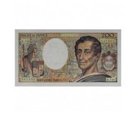 Billet, France , 200 Francs Montesquieu, 1992, B10610